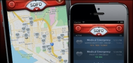 Photo of Collage of PulsePoint App