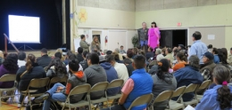 Photo of Community Meeting