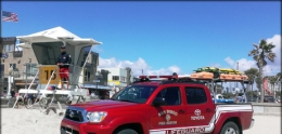 Photo of Lifeguard Truck