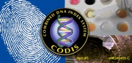 Forensic biology image