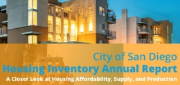 Housing Inventory Annual Report cover