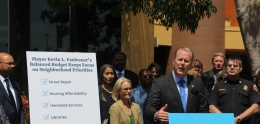 Mayor Faulconer Keeps Focus on Neighborhoods, Infrastructure & Streets in Proposed FY18 Budget