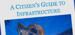 cover page of Citizen's Guide to Infrastructure