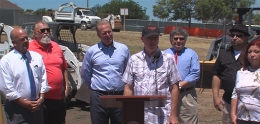 Photo of Linda Vista Skate Park Groundbreaking