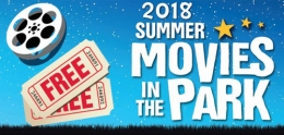 2018 Summer Movies in the Park
