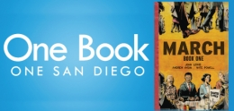One Book One San Diego 2018 Selection
