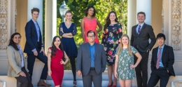 San Diego Opera's Apprentice Artists and University Partnership Singers