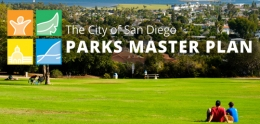 City of San Diego Parks Master Plan