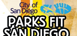 Image of Parks Fit San Diego Flyer