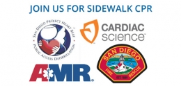 Join Us for Sidewalk CPR