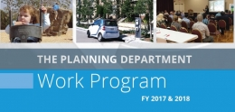 The Planning Department Work Program