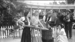 1935-36 California Pacific Exposition, Grape Day