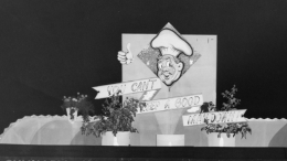 1949 Fiesta Bahia Float -  Culinary and Hotel Service Employees