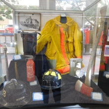 Fire Departments Protective Gear and Tools