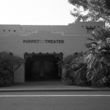 Photo of Balboa Park's Puppet Theater