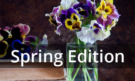Library Magazine Spring Edition