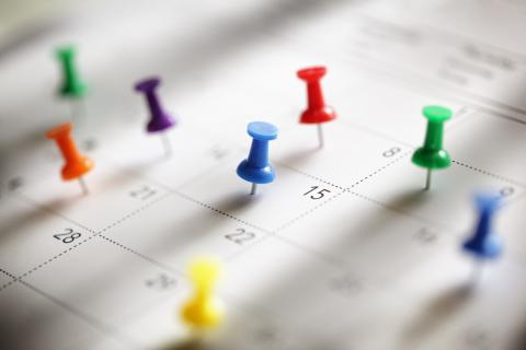 Photo Of Calendar. «