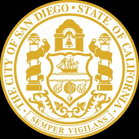 SD City Seal