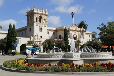 Photo of Del Prado at Balboa Park