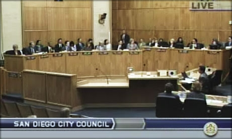 Photo Capture of City Council Meeting Video