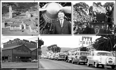 Photo Collage of Historical Photos