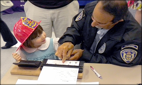 Photo of RSVP Person Fingerprinting
