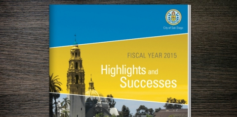 City Releases Highlights and Successes Report for FY15