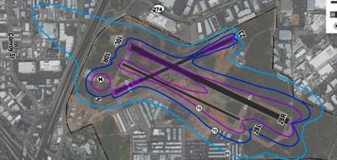 aircraft noise limits