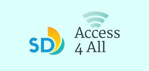 San Diego Access 4 All graphic