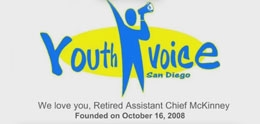 Youth Voice San Diego logo