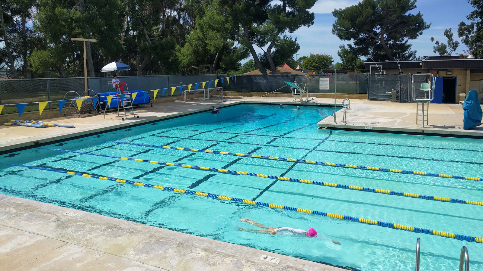 Swanson Pool City Of San Diego Official Website