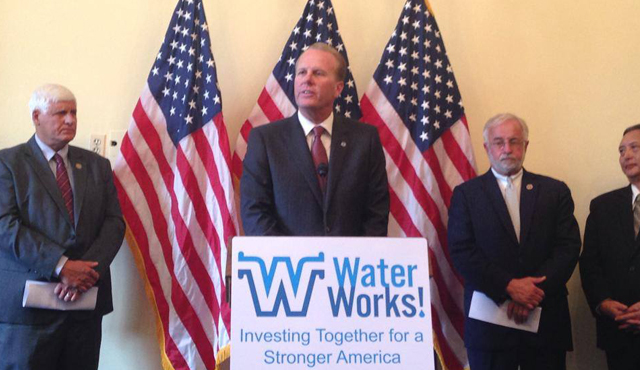 Photo of Photo of Mayor Kevin L. Faulconer at Press Conference